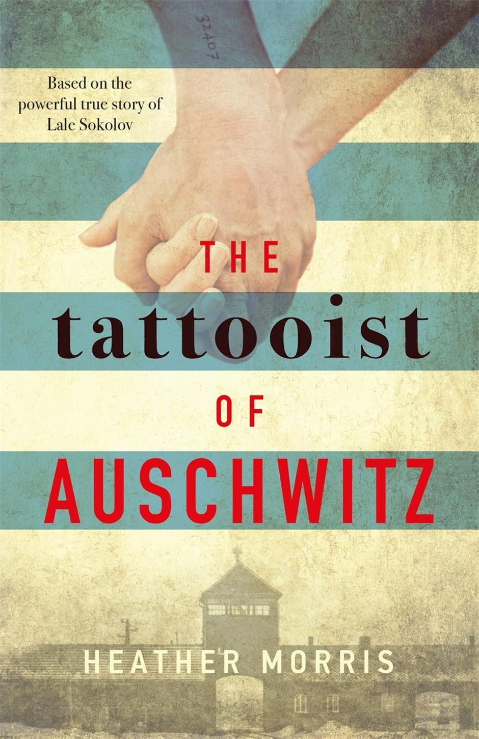 The Tatooist of Auschwitz | Author: wallpaper