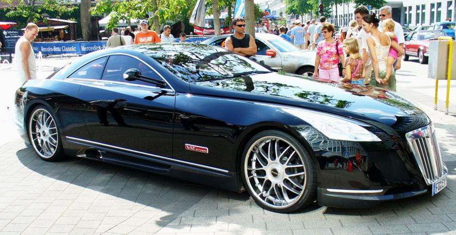 Maybach Exelero | Author: Wikipedia