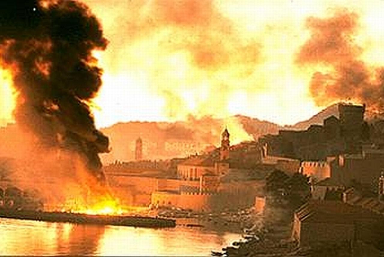 VIDEO: Ovako je počeo rat u Dubrovniku | Express