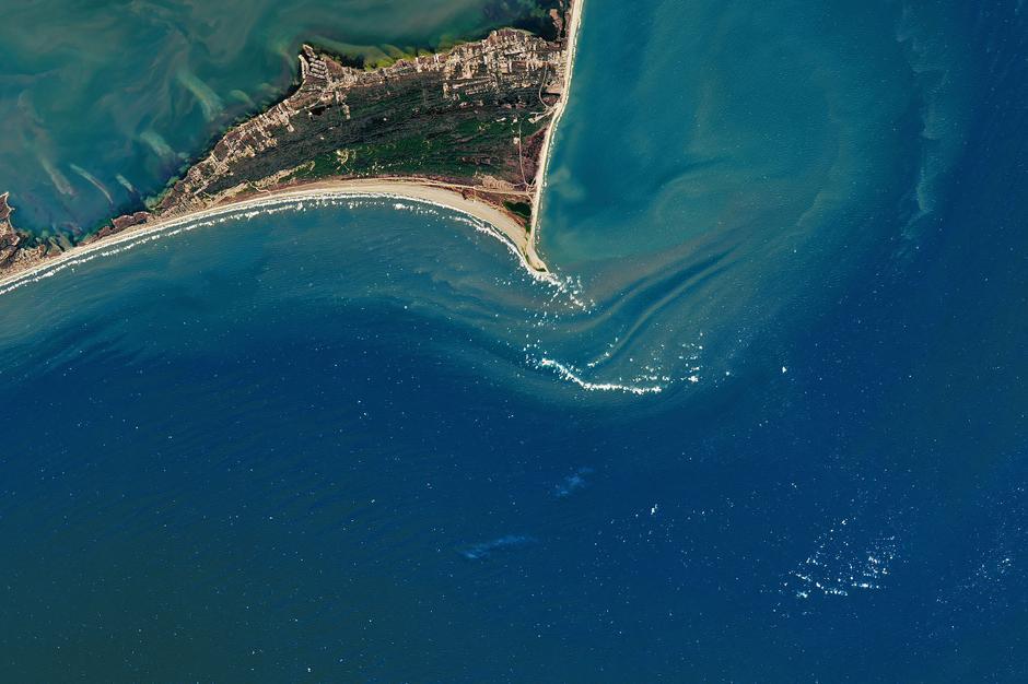 Otok Shelly | Author: NASA