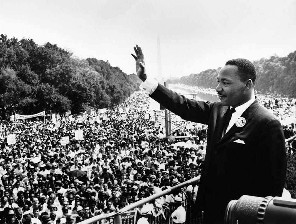 Martin Luther King | Author: public domain