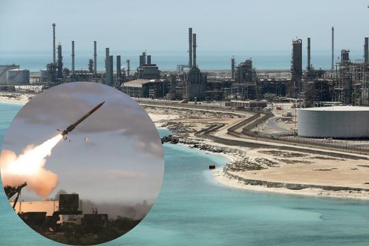 Saudijska Arabija, nafta i sustav Patriot