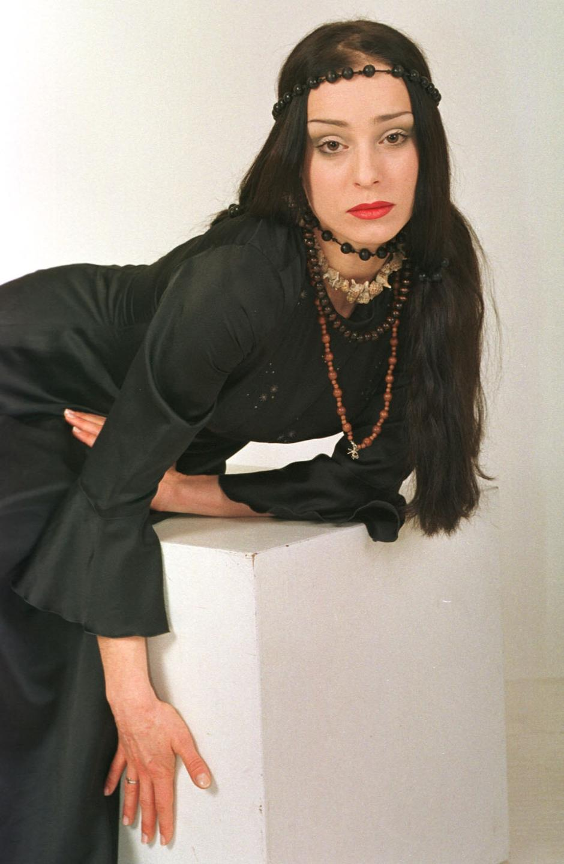 Edita Majić | Author: Davor Višnjić/PIXSELL