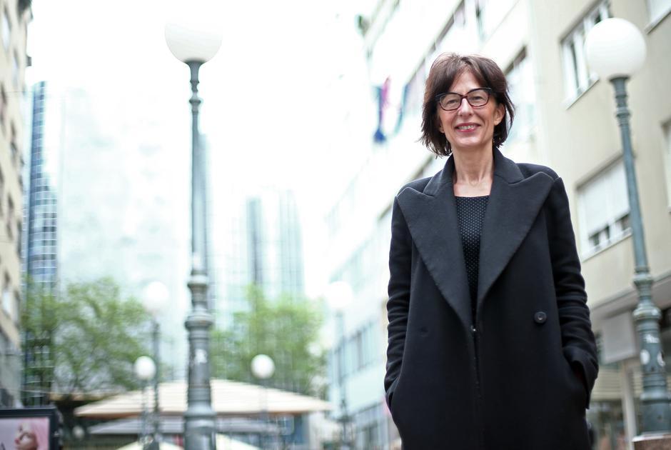 Florence Hartmann | Author: Sanjin Strukić/PIXSELL