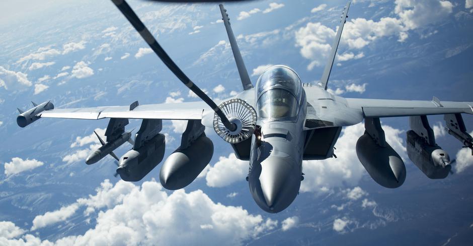 EA-18G Growler | Author: USA Navy/ public domain