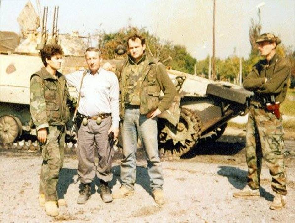 Heroj Vukovara Blago Zadro | Author: 24sata/PIXSELL
