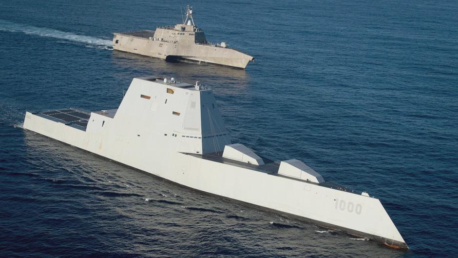 Novi brod američke ratne mornarice   Author: US Navy