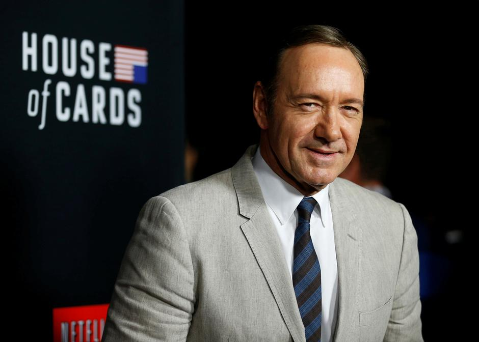 Kevin Spacey | Author: REUTERS