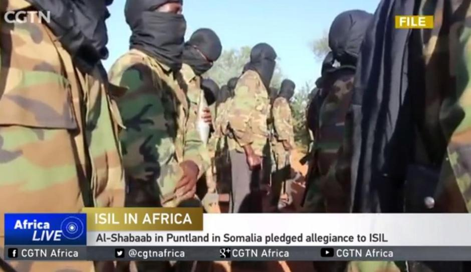 ISIL u Somaliji | Author: YouTube