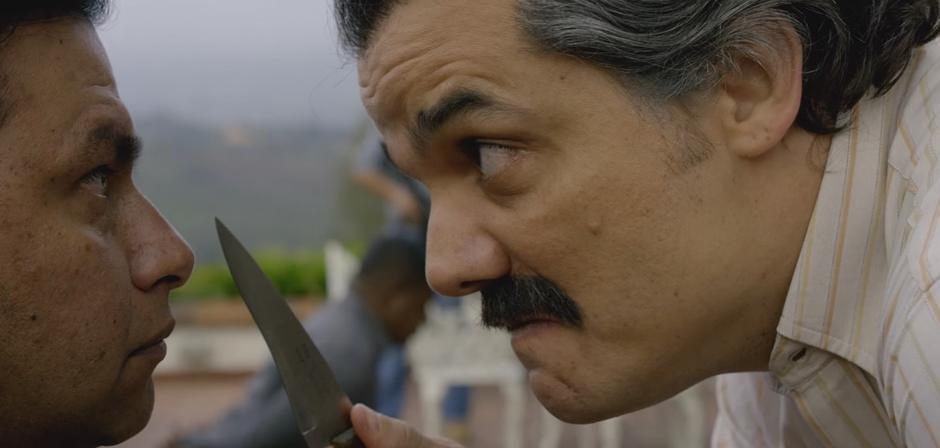 Isječak iz serija Narcos s Pablom Escobarom | Author: Screenshot/Youtube