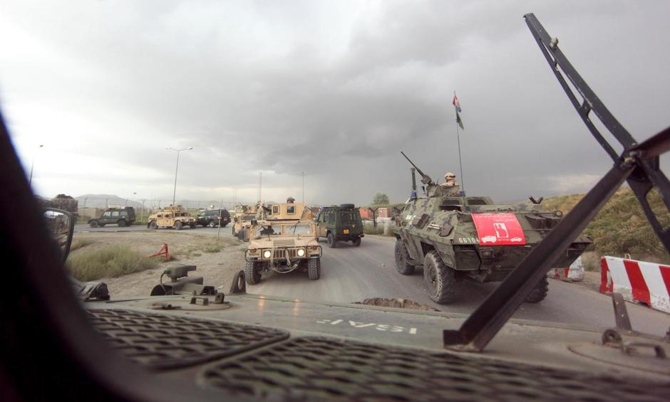 Hrvatske vojne jedinice u Afganistanu | Author: Željko Lukunić (PIXSELL)