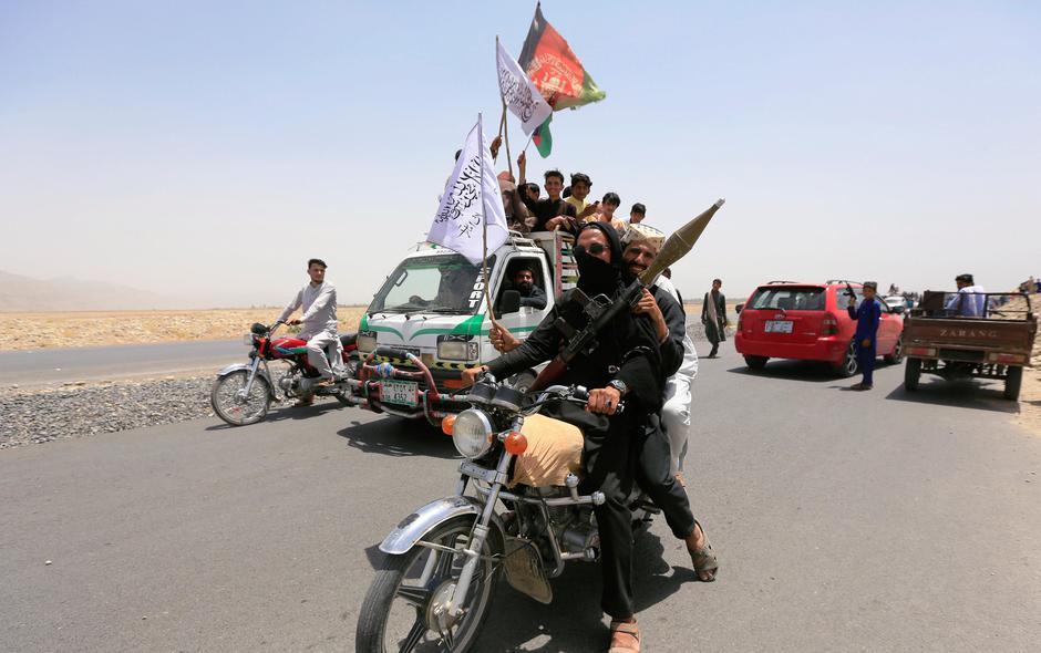 Talibani slave na motoru u Afganistanu | Author: PARWIZ/REUTERS/PIXSELL