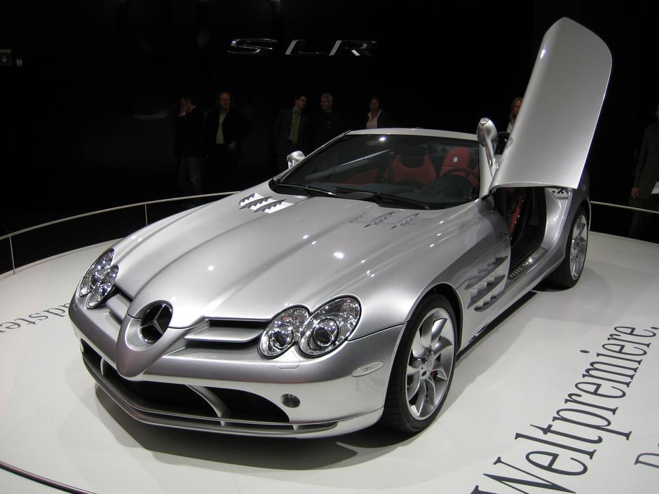 Trumpov Mercedes | Author: Wikimedia Commons