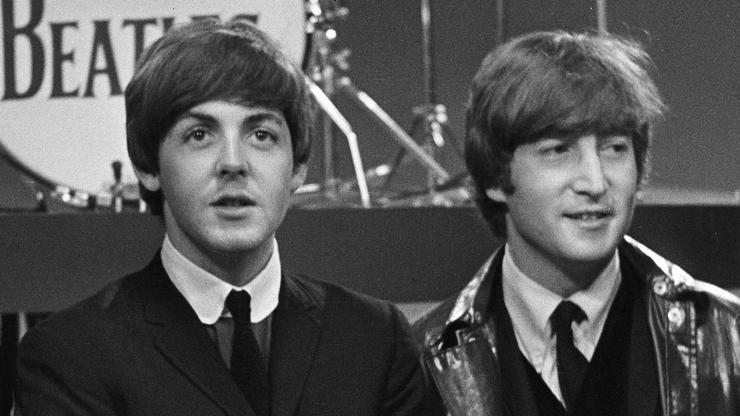 Paul McCartney i John Lennon
