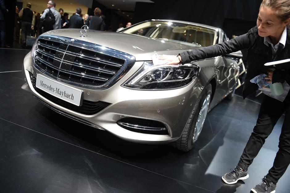 Mercedes-Maybach S 600 | Author: DPA/PIXSELL