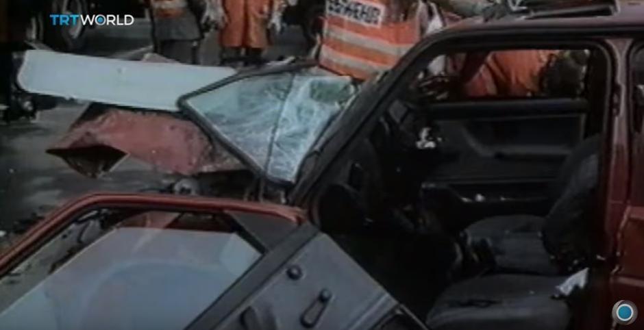 Turska košarkašica koja je bila u autu s Draženom Petrovićem | Author: screenshot/youtube
