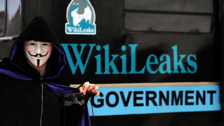 Wikileaks | Author: Olivier Douliery/Press Association/PIXSELL