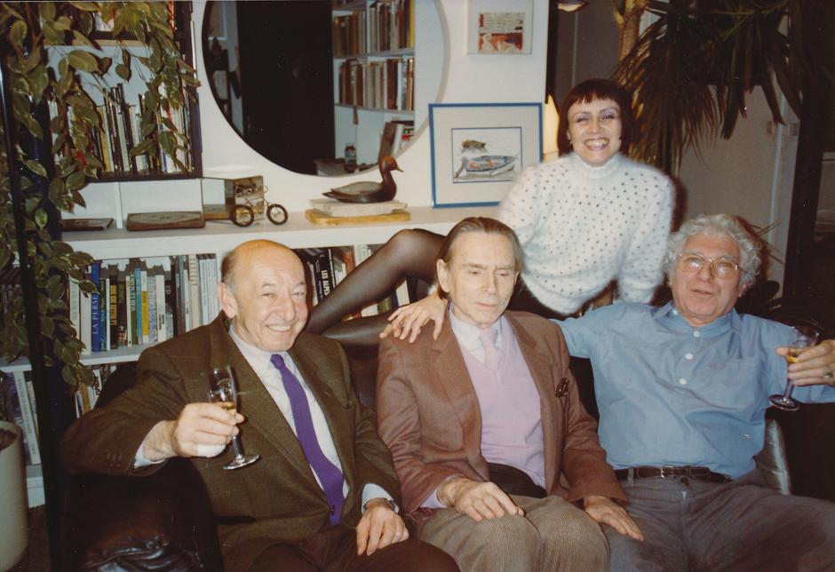 radovan ivsic biography of william