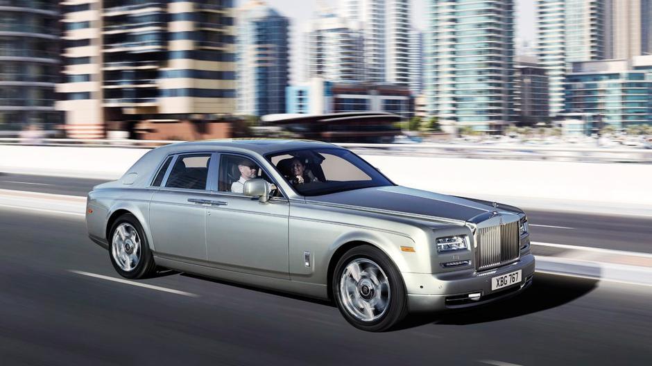 Automobil kakav Trump ima | Author: rolls-roycemotorcars.com