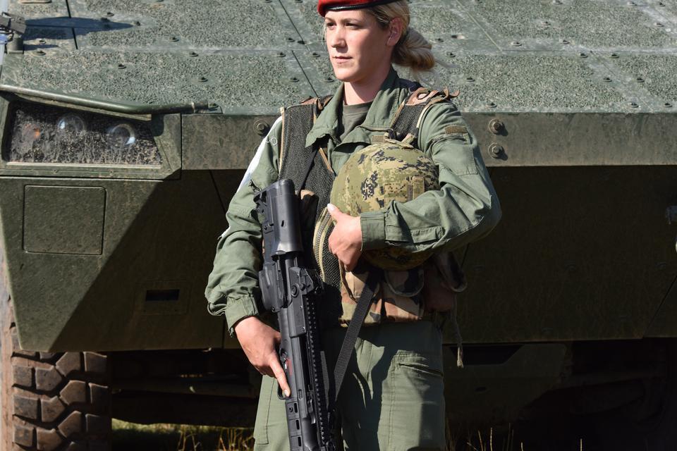 austrijska vojska izlazi