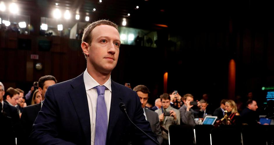 Mark Zuckerberg | Author: AARON BERNSTEIN/REUTERS/PIXSELL