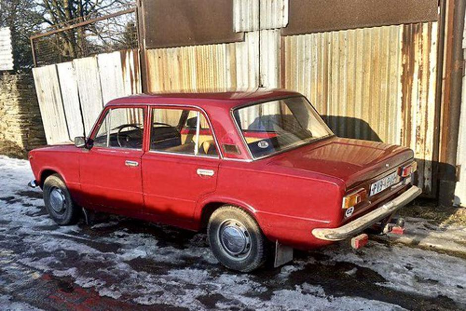 Lada 1300 | Author: Pinterest