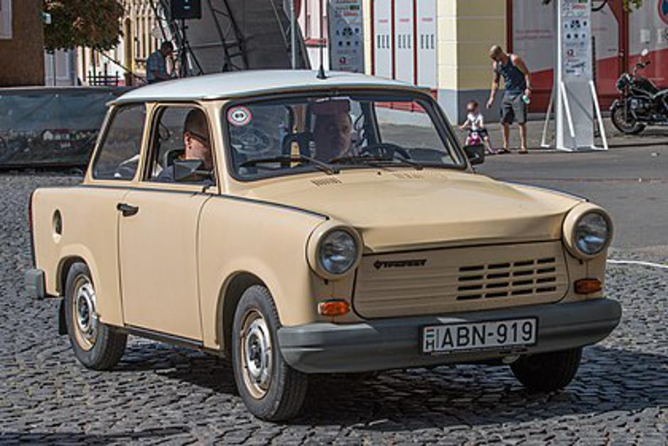 Trabant | Author: Wikimedia Commons