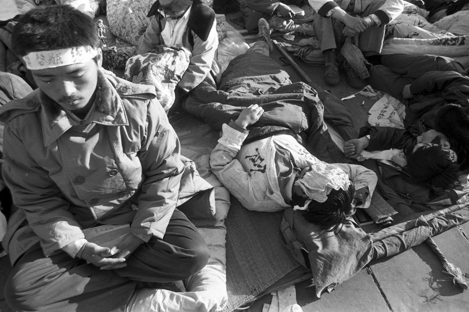 Prosvjedi studenata na Tiananmenskom trgu | Author: Jian Liu