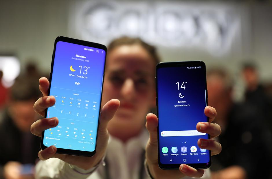 Samsung Galaxy S9 | Author: SERGIO PEREZ/REUTERS/PIXSELL