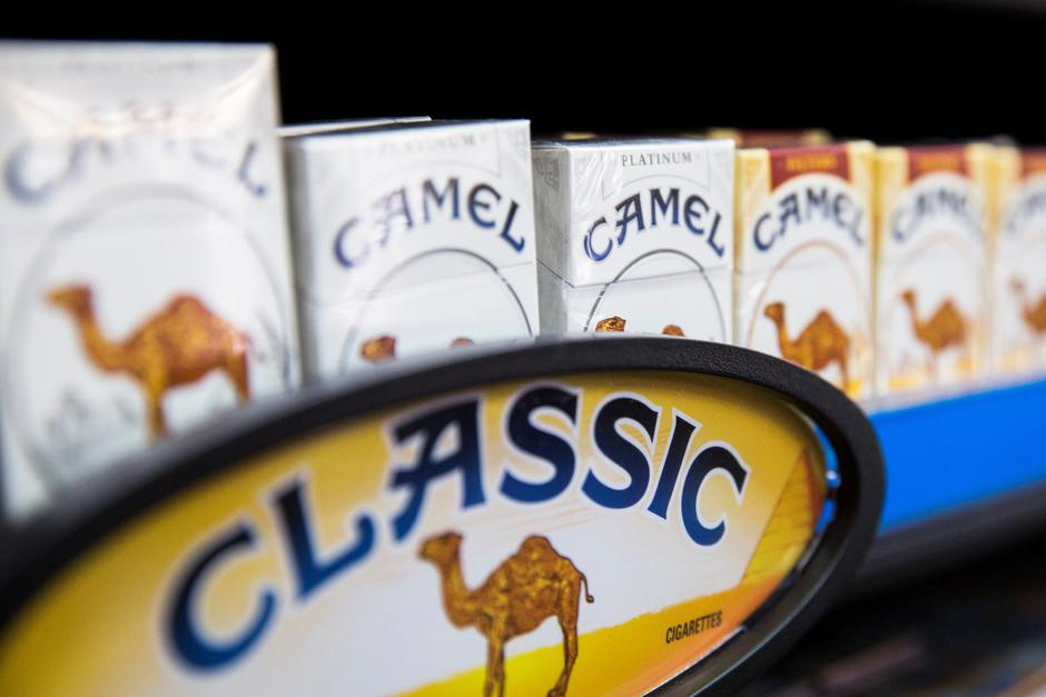 Cigarete Camel | Author: REUTERS
