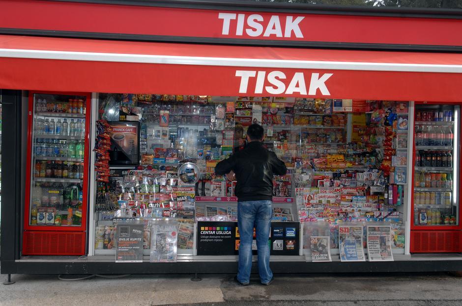 Tisak | Author: Damir Špehar/ Pixsell