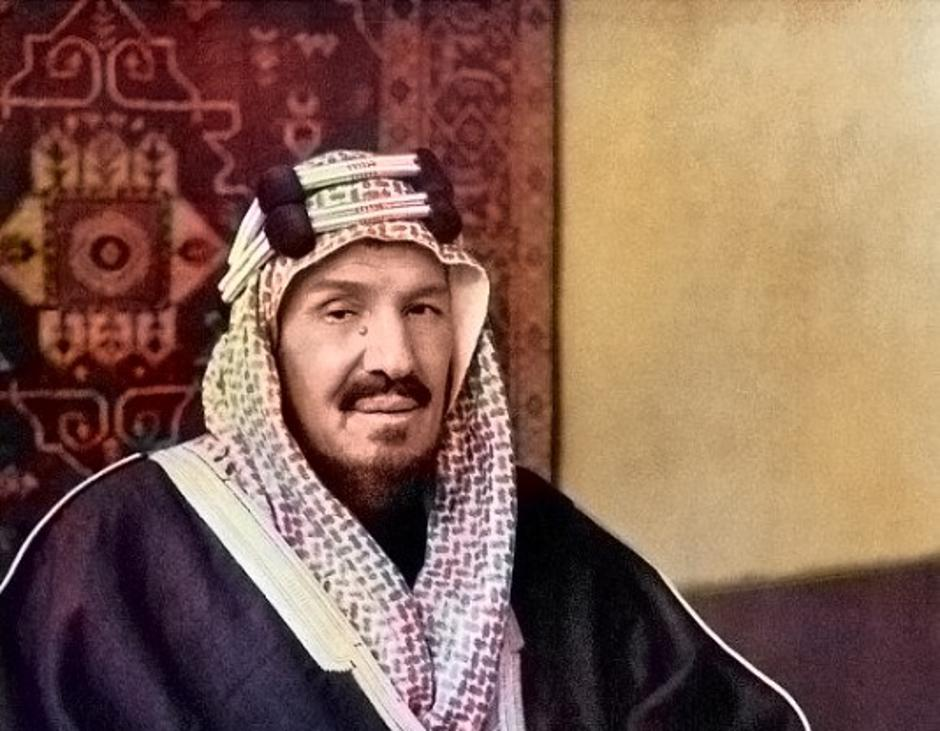 Abdulaziz ibn Saud | Author: Wikipedia