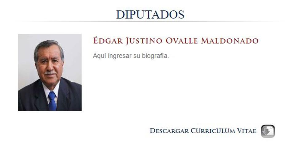 Edgar Ovalle Maldonado | Author: screenshot/youtube