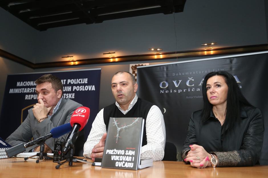 Tiskovna konferencija povodom premijere filma Ovčara: neispričana priča | Author: Dalibor Urukalović/PIXSELL