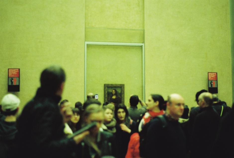 Mona Lisa u Louvreu | Author: Stephanie Overton/Flickr