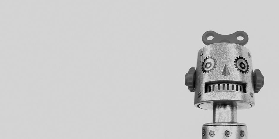 Robot | Author: Pixabay