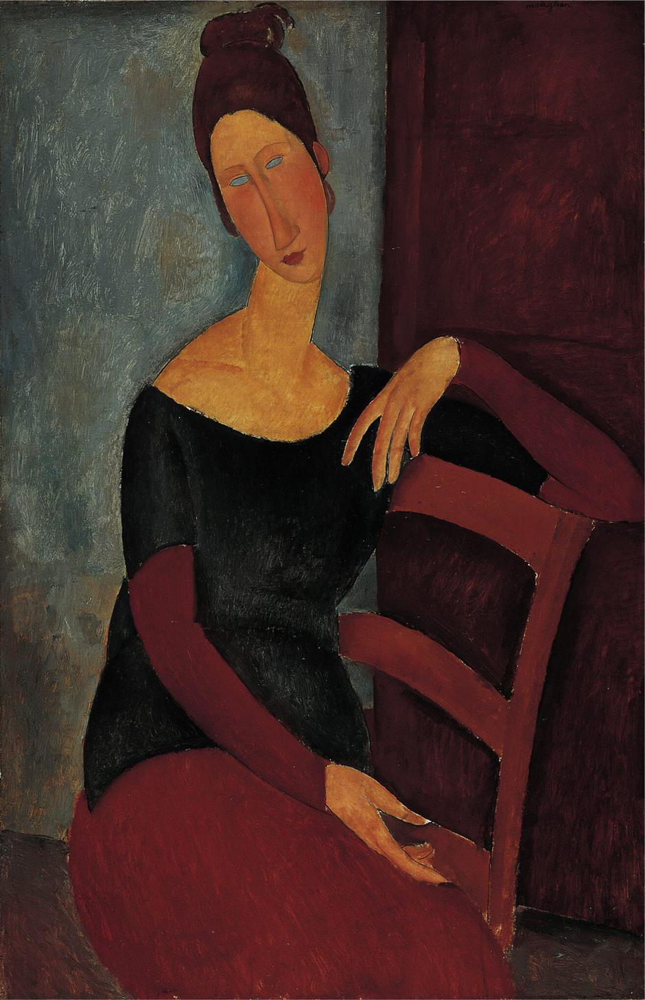 modigliani | Author: Amedeo Modigliani