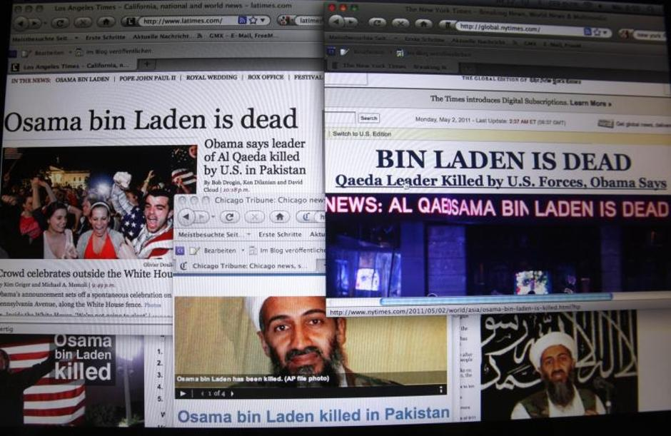 Osama bin Laden | Author: DPA/PIXSELL