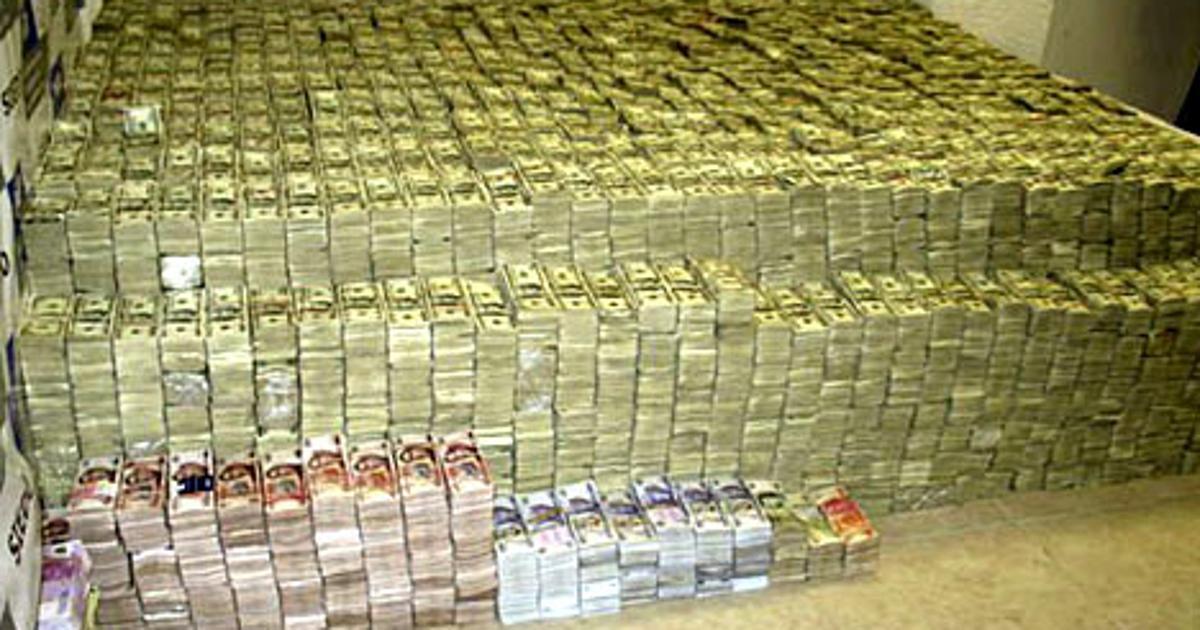 Image result for cuarto lleno de dinero