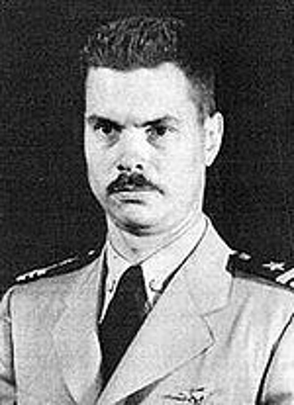 Američki neonacist George Lincoln Rockwell | Author: Wikipedia