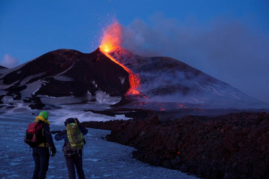 Erupcija Etne | Author: antonio Parrinello/ Reuters/ Pixsell