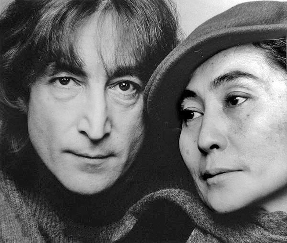 John Lennon i Yoko Ono | Author: Wikipedia