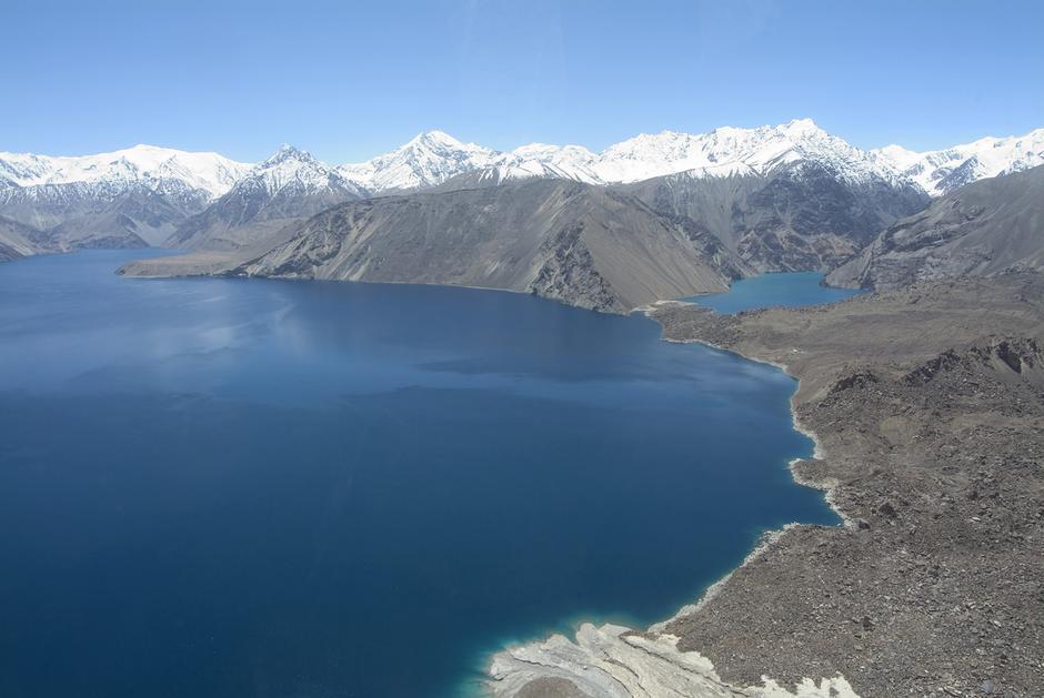 Jezero Sarez | Author: Screenshot Youtube