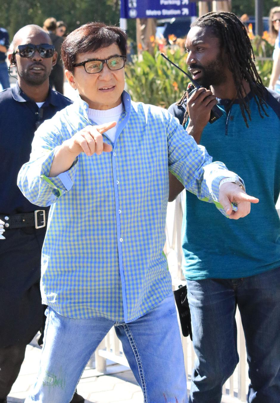 Jackie Chan | Author: GOTPAP/Press Association/PIXSELL