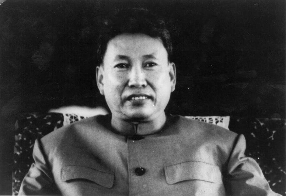 Pol Pot, vođa Crvenih kmera | Author: Wikipedia