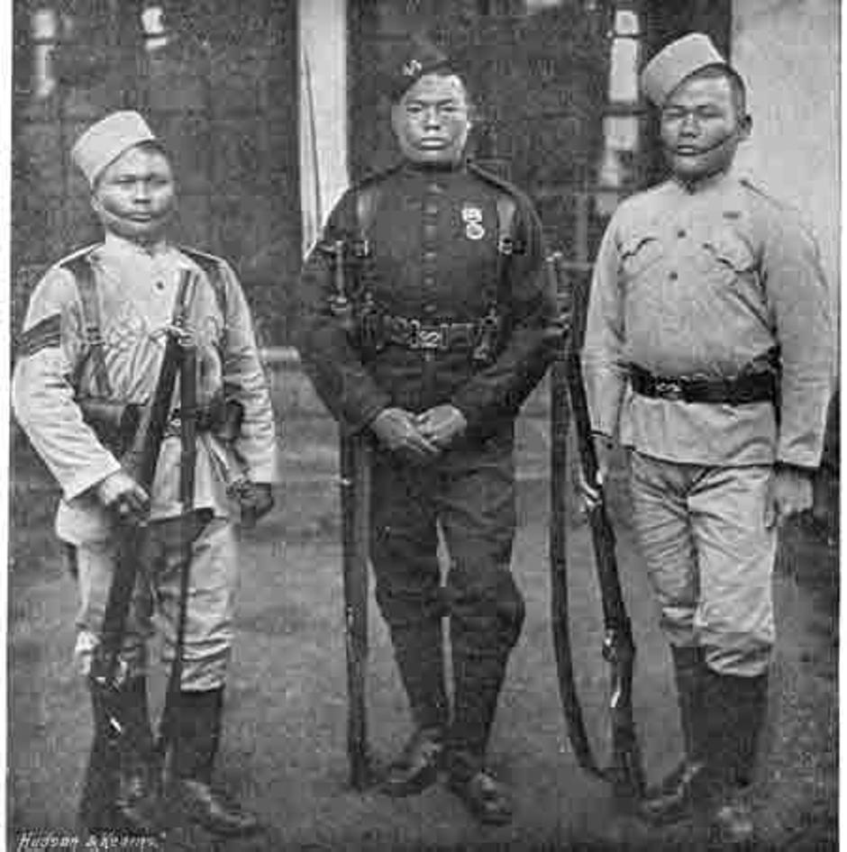 Vojnici Gurkhe | Author: Wikipedia