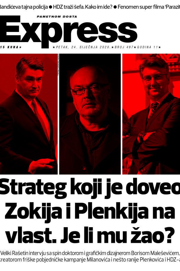 Strateg koji je doveo Zokija i Plenkija na vlast - je li mu žao?