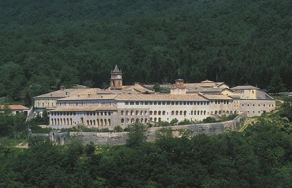 Samostan Trisulti u Italiji | Author: Wikipedia
