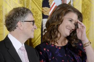 Melinda i Bill Gates