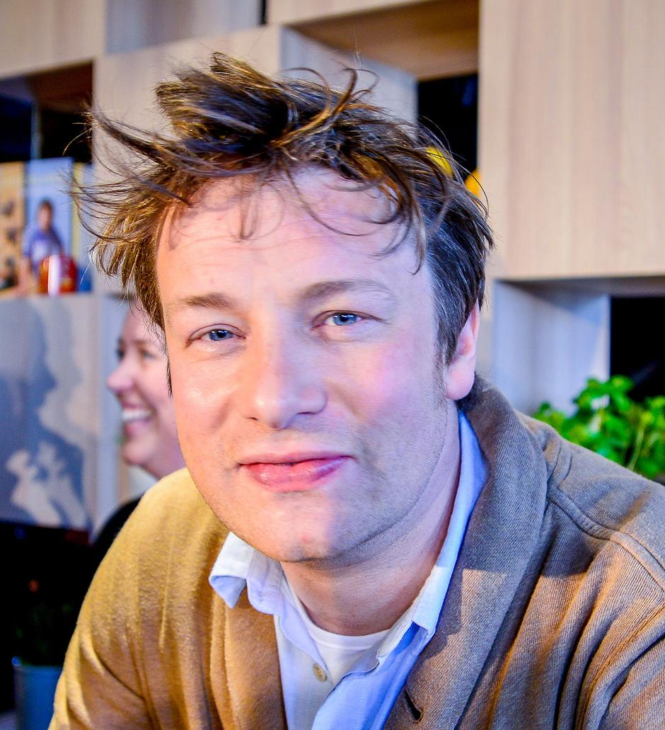 Jamie Oliver | Author: Wikipedia